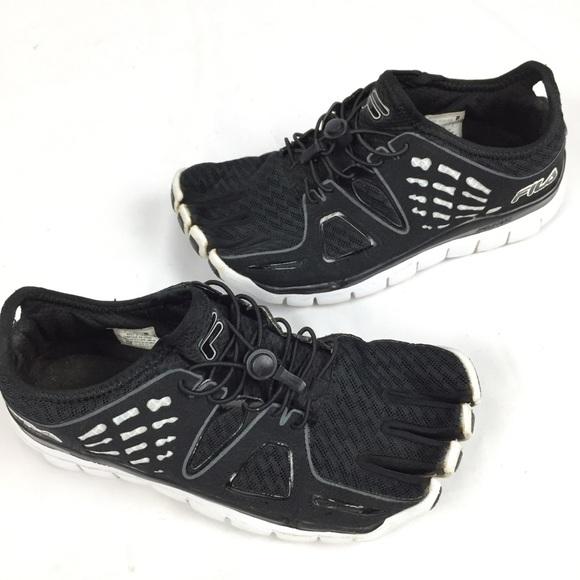 black rock scarpe fila